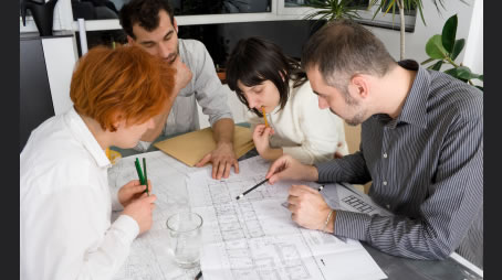 Quantity surveyors/estimators prepare cost estimates and plans
